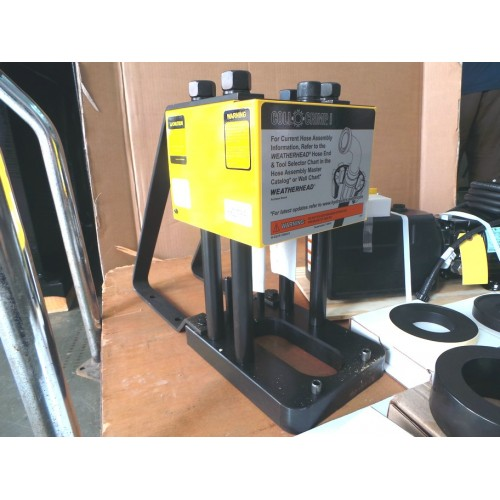 CRIMPING MACHINE T401 WEATHERHEAD - ELECTRIC