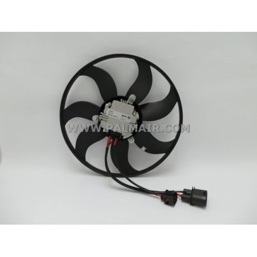 VOLKSWAGEN POLO '09 FAN ASSY