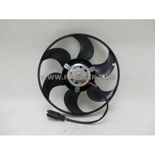 MERCEDES W210 FAN ASSY