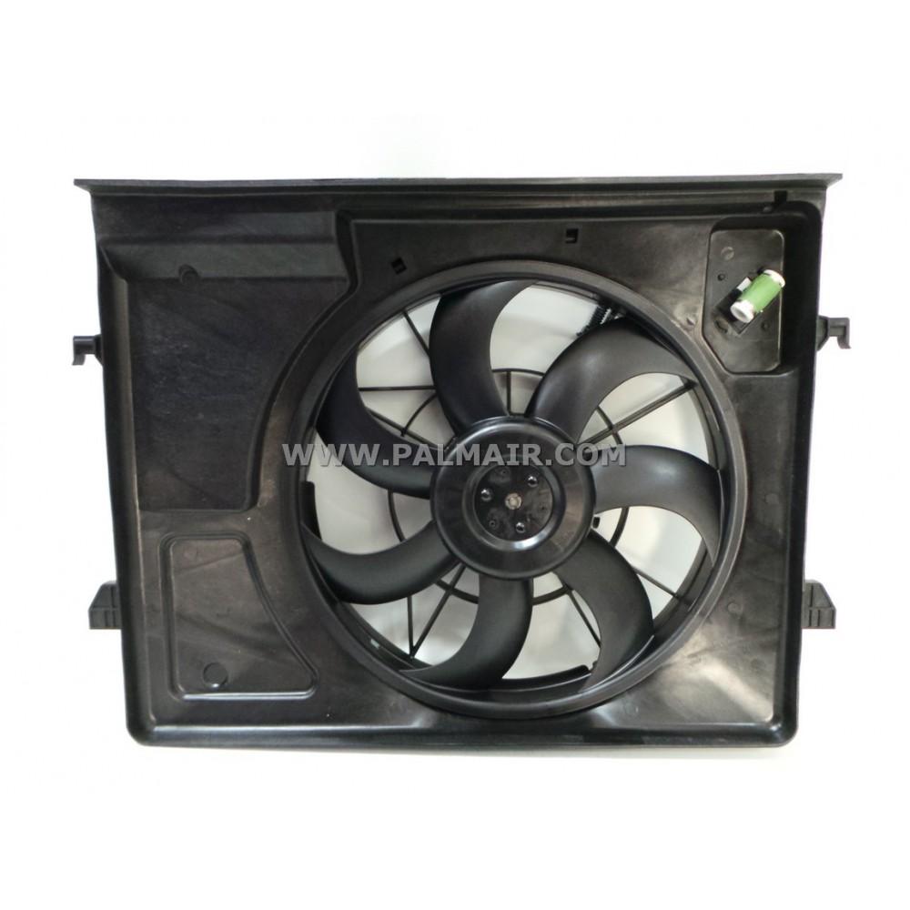 Kia Forte 09 Fan Assy Emas Website Evaporator Picanto Loading Zoom