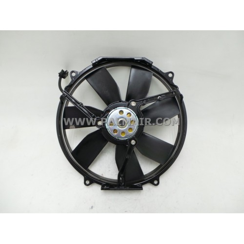 MERCEDES W140 '95 FAN ASSY