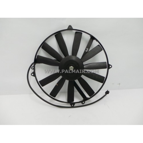 MERCEDES W124 '90 FAN ASSY