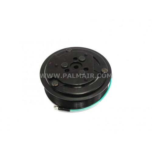 SD 7H15 CLUTCH ASSY 8PK 119MM -24V