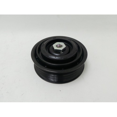 ND 7SEU17 CLUTCH-LESS PULLEY ASSY 8PK 110MM