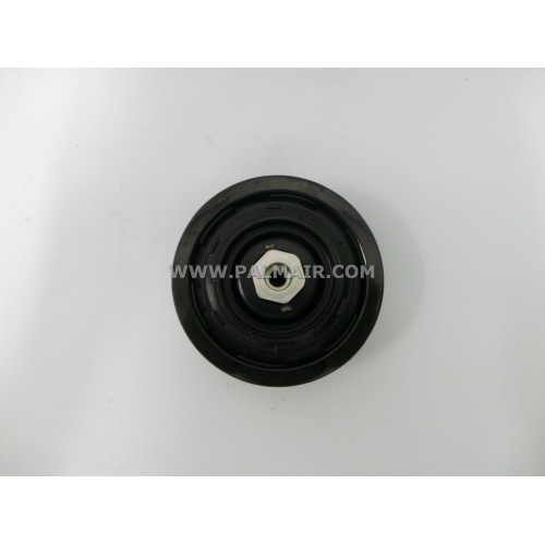 ND 7SEU17C CLUTCH-LESS PULLEY ASSY 6PK 100MM