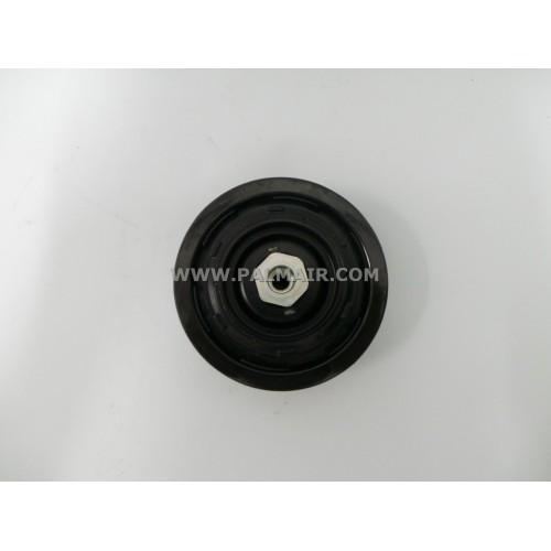 ND 7SEU17C CLUTCH-LESS PULLEY ASSY 6PK 100MM