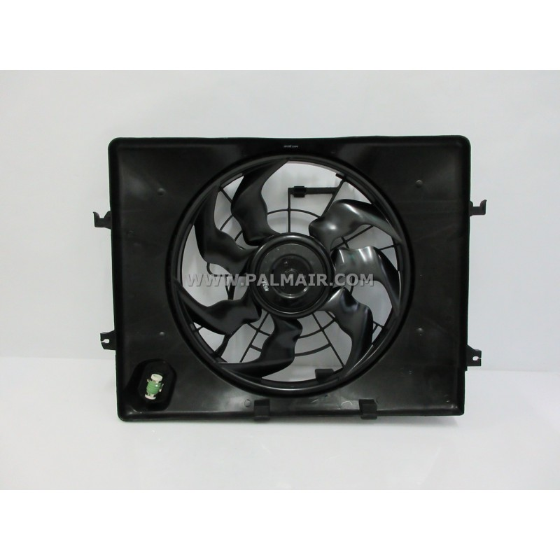 KIA OPTIMA '11 FAN ASSY