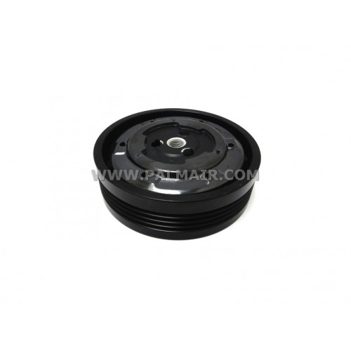 ND 7SEU17C CLUTCH-LESS PULLEY ASSY 4PK 100MM