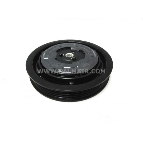 ND 7SEU17C CLUTCH-LESS PULLEY ASSY 4PK 125MM