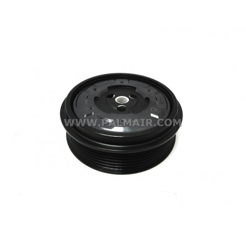 ND 7SEU17C CLUTCH-LESS PULLEY ASSY 6PK 105MM