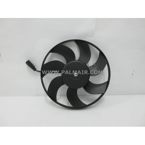 VOLKSWAGEN GOLF VI '09 RIGHT SIDE FAN ASSY