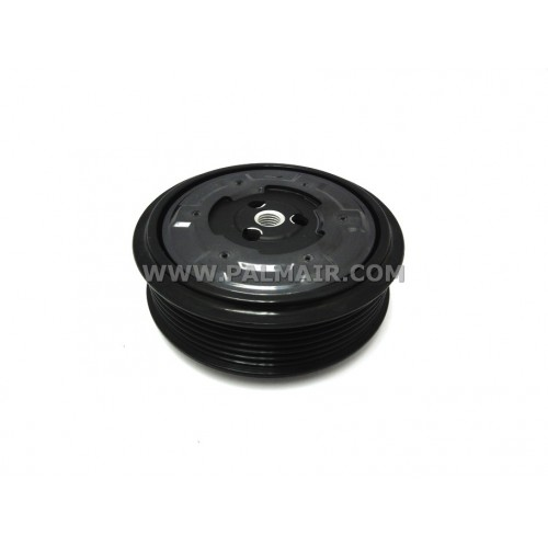 ND 6SEU CLUTCH-LESS PULLEY ASSY 6PK 105MM