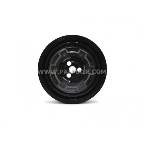 ND 6SE/7SE CLUTCH-LESS PULLEY ASSY 6PK 120MM