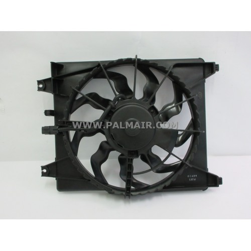 HYUNDAI STAREX '07 FAN ASSY -RH SIDE