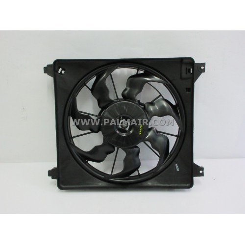 HYUNDAI STAREX '07 FAN ASSY -LH SIDE