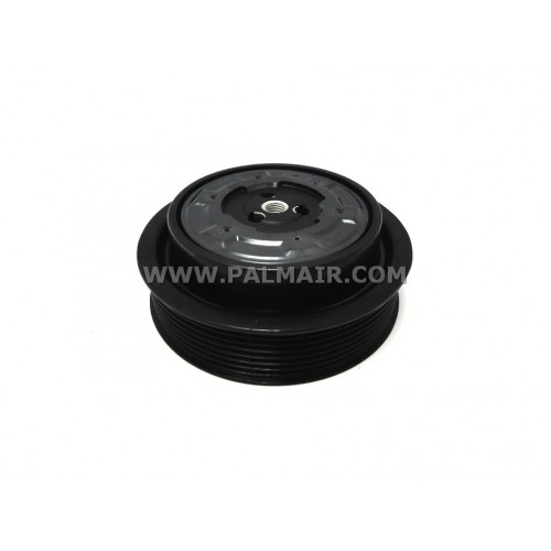 ND 7SEU17C CLUTCH-LESS PULLEY ASSY 7PK 125MM
