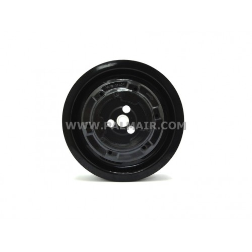 ND 5SE09C CLUTCH-LESS PULLEY ASSY 6PK 120MM