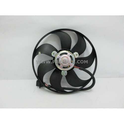 VOLKSWAGEN NEW BEETLE '05 FAN ASSY