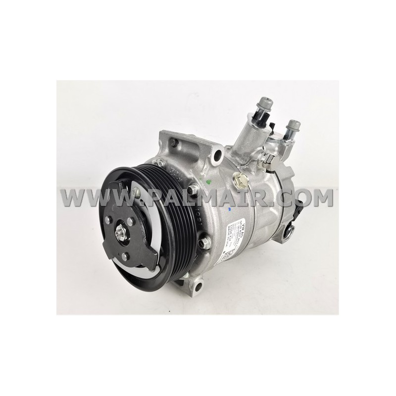 VW JETTA '10 COMPRESSOR