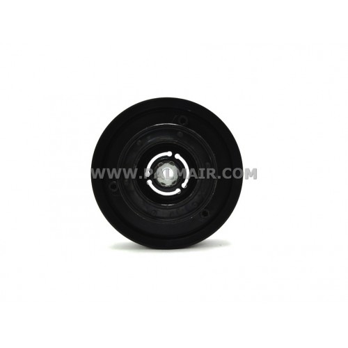 DCS17E CLUTCH-LESS PULLEY ASSY 6PK 114MM