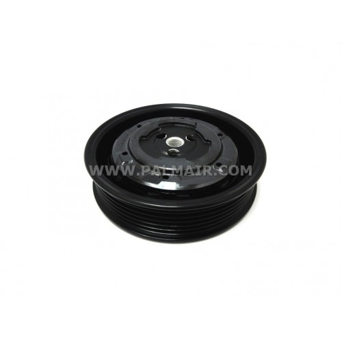 DCS17E CLUTCH-LESS PULLEY ASSY 6PK 114MM