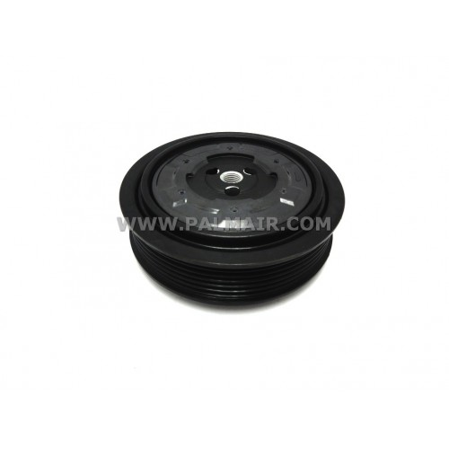 ND 6SEU/7SEU CLUTCH-LESS PULLEY ASSY 6PK 115MM