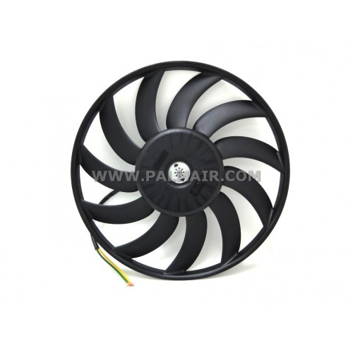 AUDI A4/ A6 '04 FAN ASSY - LEFT SIDE