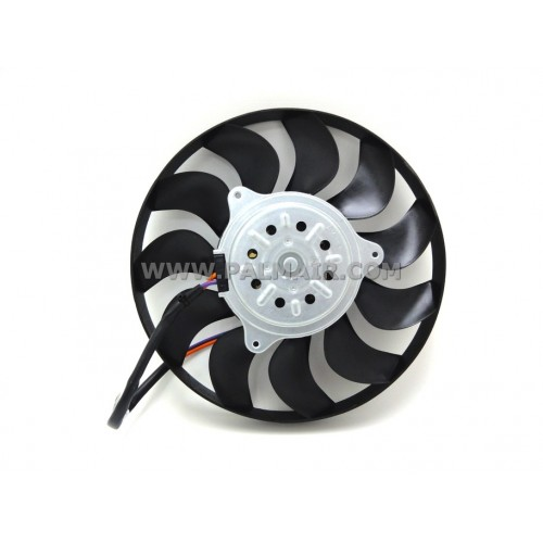 AUDI A4/ A6 '04 FAN ASSY - RIGHT SIDE