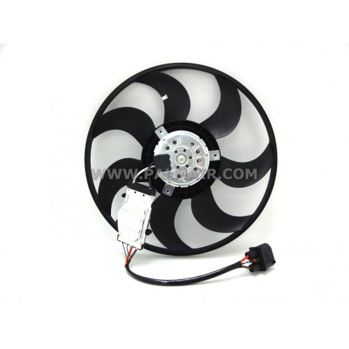 AUDI Q7 '06 FAN ASSY -RIGHT SIDE