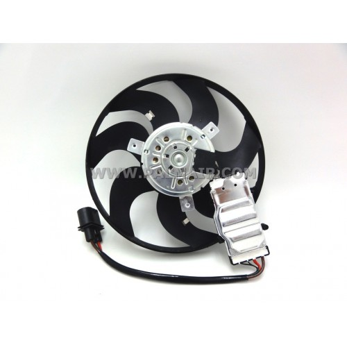 AUDI Q7 '06 FAN ASSY -LEFT SIDE