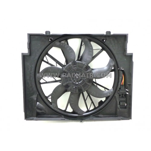 BMW E60/ E63 '05 FAN ASSY