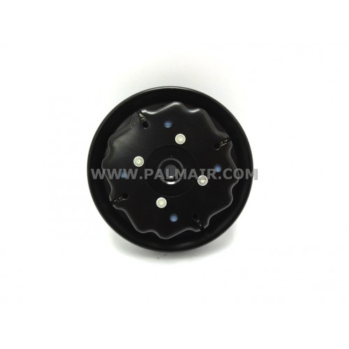 ND 6SEU12C CLUTCH-LESS PULLEY ASSY 5PK 116MM