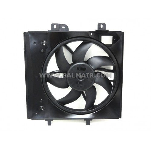 CITROEN C3 '05 FAN ASSY
