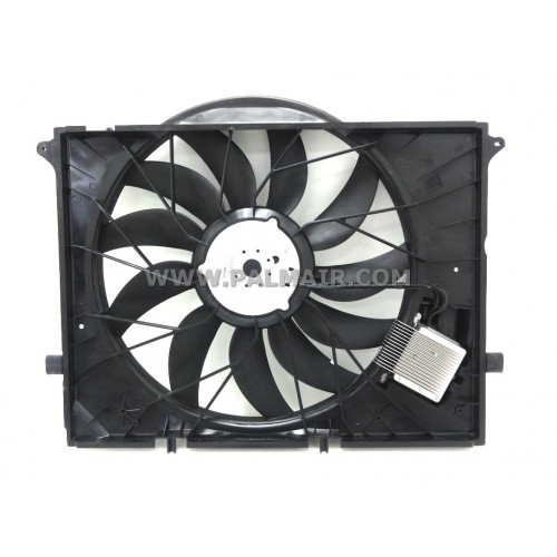 MERCEDES W220 '98-'05 FAN ASSY