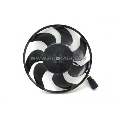 VOLKSWAGEN GOLF V '03 RIGHT SIDE FAN ASSY