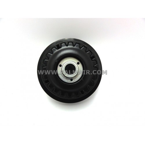 DCS17E CLUTCH-LESS PULLEY ASSY 6PK 115MM