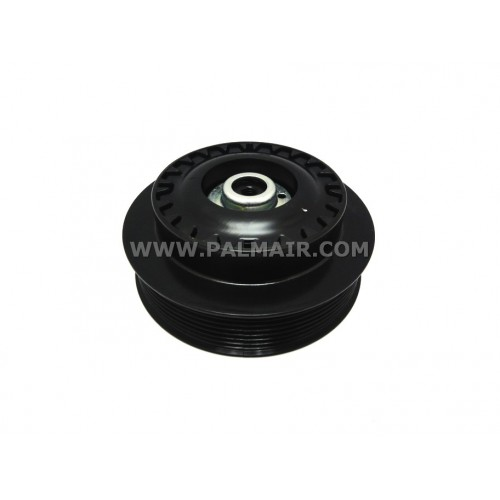 DCS17E CLUTCH-LESS PULLEY ASSY 7PK 125MM