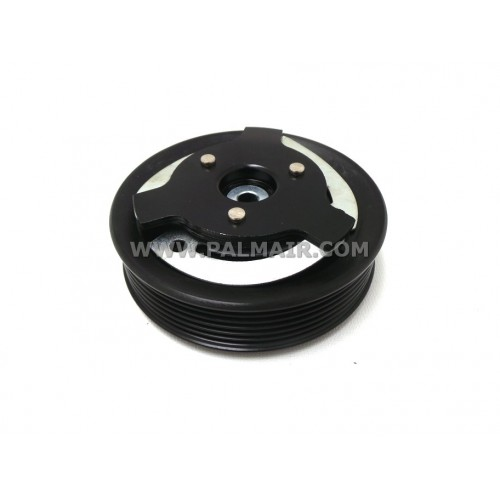 DELPHI CVC CLUTCH-LESS PULLEY ASSY 6PK 113MM