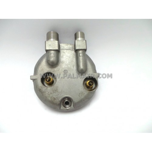 TM13-16 REAR HEAD -V/ORING R12