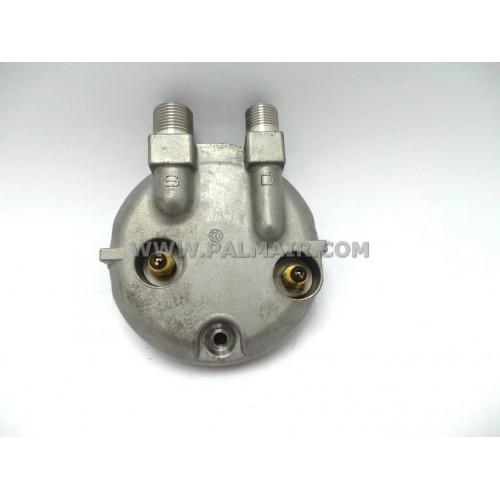 TM13-16 REAR HEAD -V/ORING R12