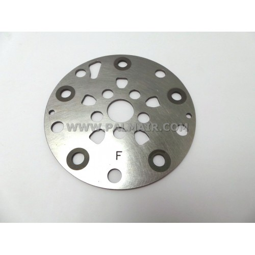 ND 10PA15C/17C FRONT VALVE PLATE