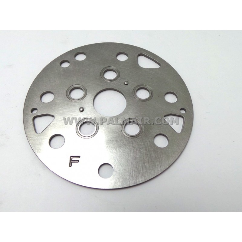 ND 10S15/17/20 VALVE PLATE -FRONT