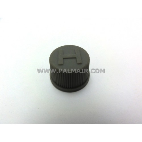 CHARGING VALVE CAP -HIGH SIDE
