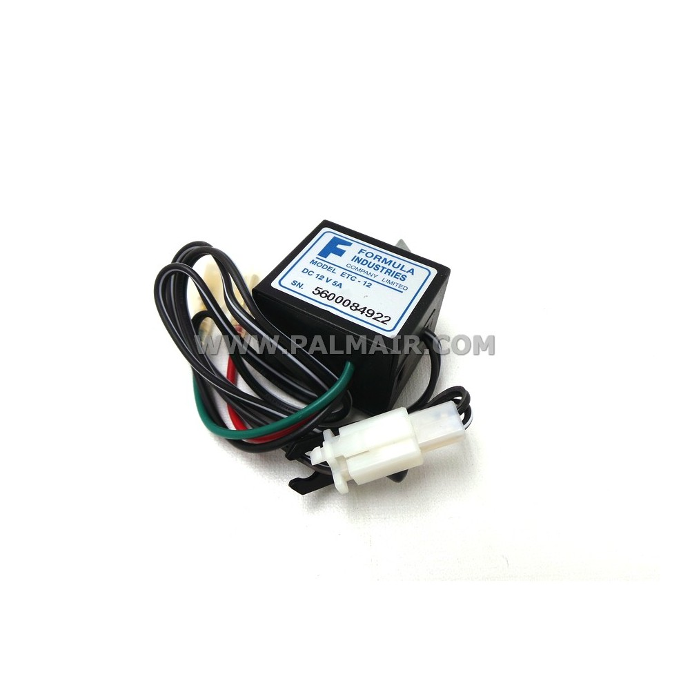 Electric Thermostat 12v Emas Website Relay 12 Volt 8 Kaki Loading Zoom
