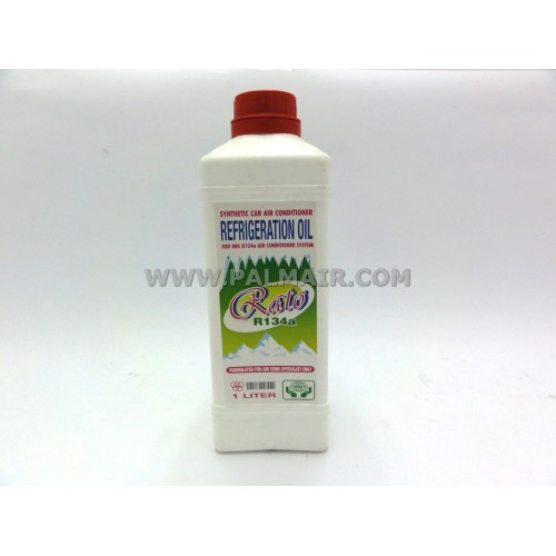 COMPRESSOR OIL 1 LITRE -R134A