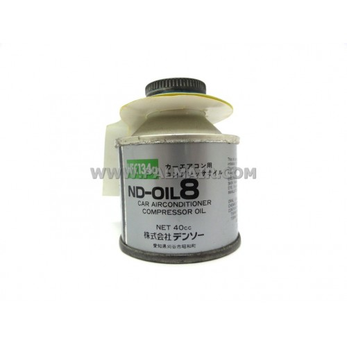 ND-8 COMPRESSOR OIL 40CC -R134A