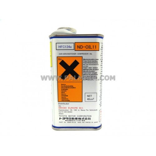 ND-11 COMPRESSOR OIL - 40ML