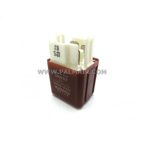 TOYOTA 4-PIN RELAY -12V