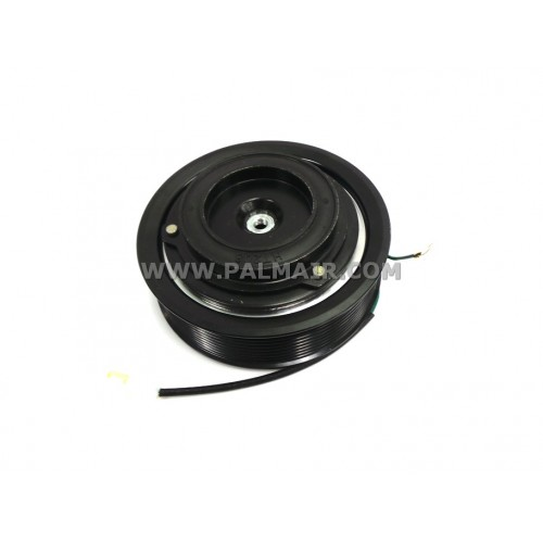 ND 7SBU CLUTCH ASSY 9PK 135MM -24V