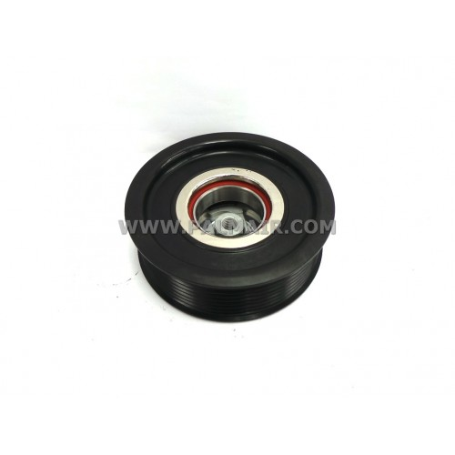 ND 7SEU CLUTCH-LESS PULLEY ASSY 8PK 100MM